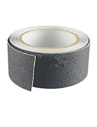 (Nota preta 60 centímetros de tamanho * 1,5 centímetros *) pvc mate fita anti-derrapante
