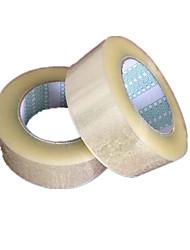 (Примечание упаковка 2 прозрачный размер 125m * 4.5cm *) упаковочной ленты