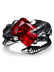 Unique Star celebrity men styles ring Skeleton Avatar big ring for men stainless steel ring