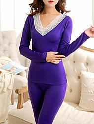 Для женщин Для женщин Пижамы Вискозное волокно