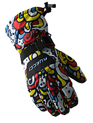 Winter Gloves / Sports Gloves Unisex Keep Warm / Waterproof / Windproof / Snowproof / High Elasticity / Breathable / Fleece Lining