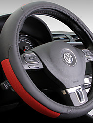 Car Steering Wheel Cover Leather Four Seasons Apply To Cruze New Fox New Sunny New Sutton Excelle