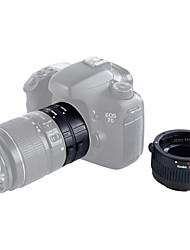 kk-c68p tubo de enfoque automático AF macro juego de extensión para Canon (12 mm 20 mm 36 mm) 60d 70d 5D2 5D3 7D 6d 650d 600d 550d