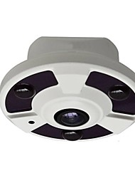 360 - Degree  Panoramic IP Array Infrared Camera
