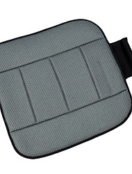 AUTOYOUTH Memory Foam Breathable Gray Mesh Fabric Seat Cushions Universal Fit Cover Most Car Seats Car Styling