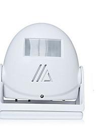 LK-5301 АБС-пластик Невизуальные дверной звонок Беспроводной Doorbell системы