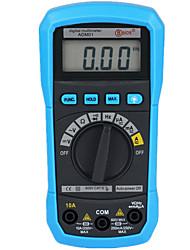 ADM01 Digital Multimeter (Black  Blue)