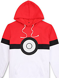 Cosplay Suits Inspired by  pikapika Poket Little Monster Cosplay Accessories Shirt  Cotton Unisex