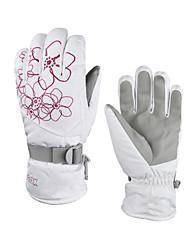 Ski Gloves Full-finger Gloves / Winter Gloves Women's Activity/ Sports Gloves Keep Warm / WaterproofCycling/Bike / Climbing / Ski &