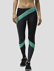 Damen Legging - Bedruckt Polyester