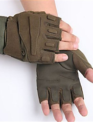 Half Finger Gloves Mountaineering Sport Motorcycle Gloves