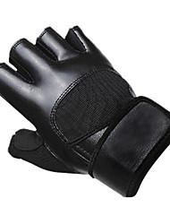 Gymnastikhandschuhe (schwarz l)