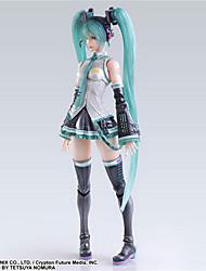 Figure Anime Azione Ispirato da Vocaloid Hatsune Miku PVC 25 CM Giocattoli di modello Bambola giocattolo