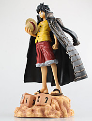 One Piece Monkey D. Luffy PVC 22cm Figures Anime Action Jouets modèle Doll Toy