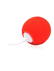 Bobo Mini Speaker (Note Red)