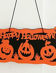 décorer Halloween accessoires halloween heureux bar ktv pendentif décoration fête et bien 50 * 21cm