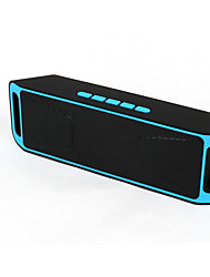 New Outdoor Wireless Bluetooth Speakers Mobile Car Subwoofer Portable Card Mini Acoustics