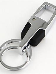 'Металлический брелок автомобиля S практических мужчин талия брелка цепи бизнес-ключ мужской S