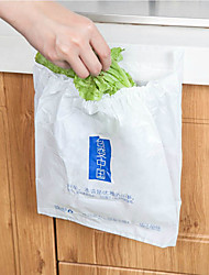 1 Kitchen Plastic Trash Bag & Can
