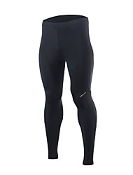 Arsuxeo Men's Running Tights Quick Dry Anatomic Design Breathable Soft Reflective Strips Reduces Chafing Four-way Stretch Compression
