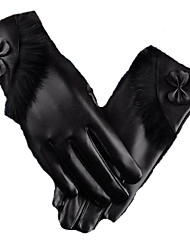 Warmer Touch-Screen Gloves (Black)