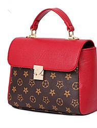 Women PU Casual Shoulder Bag