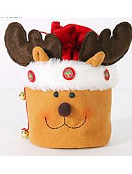 лося рождественский подарок мешок мешок подарка