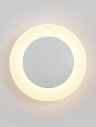 AC 85-265 9W LED Intégré Moderne/Contemporain Peintures Fonctionnalité for LED,Eclairage d'ambiance Chandeliers muraux Applique murale
