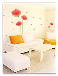 Décoration artistique Fond d'écran pour la maison Contemporain Revêtement , PVC/Vinyl Matériel Ruban Adhésif Mural , Chambre Wallcovering