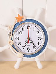1pc happyclock original retro central doméstico newfangled