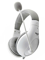 SALAR A566N Headphones (Headband)ForMedia Player/Tablet / ComputerWithWith Microphone / Volume Control