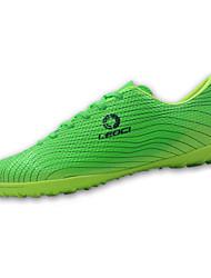 Femme-Sport-Bleu / Vert / Orange-Talon Plat-Confort-Chaussures d'Athlétisme-Polyuréthane