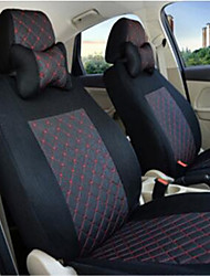 Borui Free Ship Vision Seat Cover For Four Seasons Cloth Car Cushion