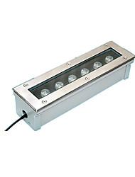 retangulares enterrado luzes LED (nota é 3W branco)