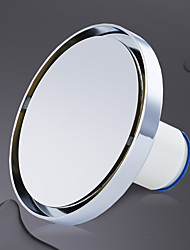 Jally phantom series high copper mirror with large size and large displacement high-end floor drain JL-H0350