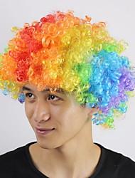 Halloween Props / Headgear Joker Festival Supply For Halloween / Masquerade 6 Pcs