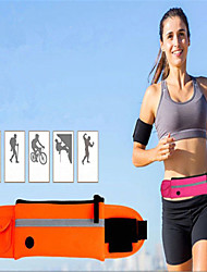 Running Sport Bag Waist Bag Waterproof Running Belt Pouch Phone Holder Jogging Adjustable Cycling Bags for Apple Samsung Xiaomi and Other Mobile Phone
