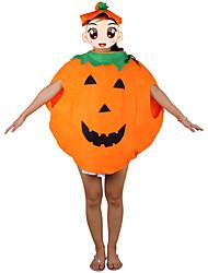 1pc Halloween Les vêtements de citrouille et le potiron chapeau partie de costume
