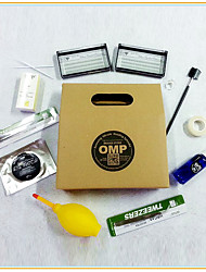 OMP  3 D eyelash package Recommend Use