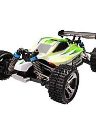 WL Toys A959-B Buggy 1:18 Brush Eléctrico Coche de radiocontrol  70 2.4G Listo para Usar1 x Transmisor 1 x Manual Carro de control remoto