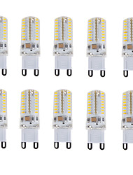 4W E14 / G9 Luces LED de Doble Pin T 64 SMD 3014 180-210 lm Blanco Cálido / Blanco Fresco / Blanco Natural Decorativa / Impermeable V10
