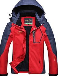 Wandern Oberteile Unisex Atmungsaktiv / warm halten Herbst / Winter Chinlon Schwarz M / L / XL / XXL / XXXLCamping & Wandern / Freizeit