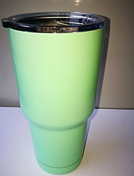 Mint Green 30oz Tumbler Rambler Stainless Steel Powder Coated Cup