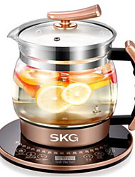 SKG Cabeada Others Health pot multi - functional thickening glass automatic Preta