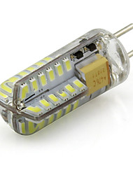 4.0 G6.35 Luces LED de Doble Pin Tubo 48 SMD 3014 260 lm Blanco Cálido / Blanco Fresco Decorativa DC 12 / AC 12 V 1 pieza