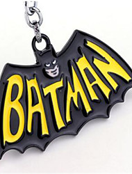 Batman High Quality Alloy Keychain
