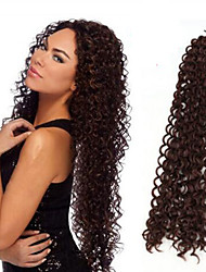 6packs full head Freetress curly crochet hair water/curly wave 22inch synthetic twist crochet braids havana twist hair extensions