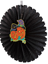 (Padrão é aleatório) 1pc hallowmas traje do partido decorar props