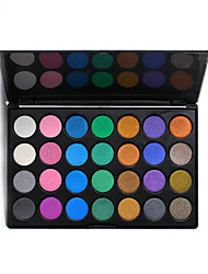 28 Eyeshadow Palette Dry / Mineral Eyeshadow palette Powder Set Daily Makeup / Halloween Makeup / Party Makeup