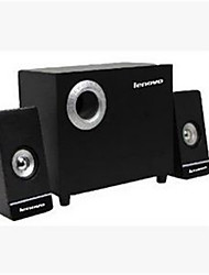 Lenovo c5560 multimédia 2.1 subwoofer de áudio de alto-falantes do carro